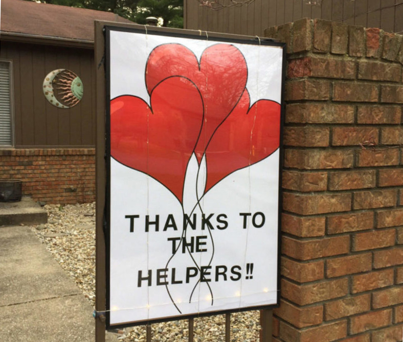 "KCASI Thanks the ""Helpers"""